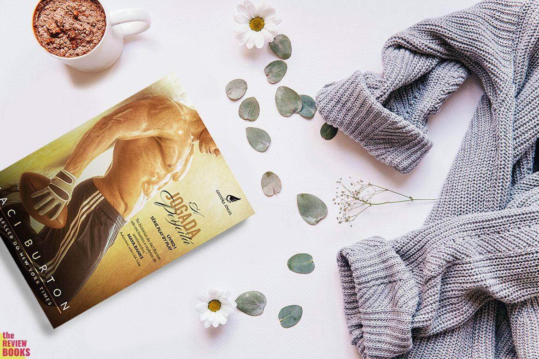 PLAY BY PLAY #1: A JOGADA PERFEITA | JACI BURTON | THEREVIEWBOOKS.COM.BR