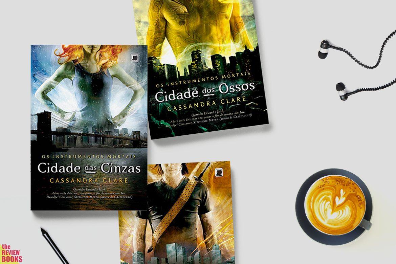 ORDEM DE LEITURA: INSTRUMENTOS MORTAIS | CASSANDRA CLARE | THEREVIEWBOOKS.COM.BR