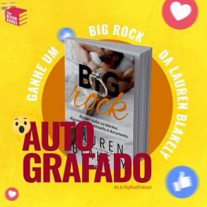 Ganhe um livro autografado!! Ouça nosso podcast