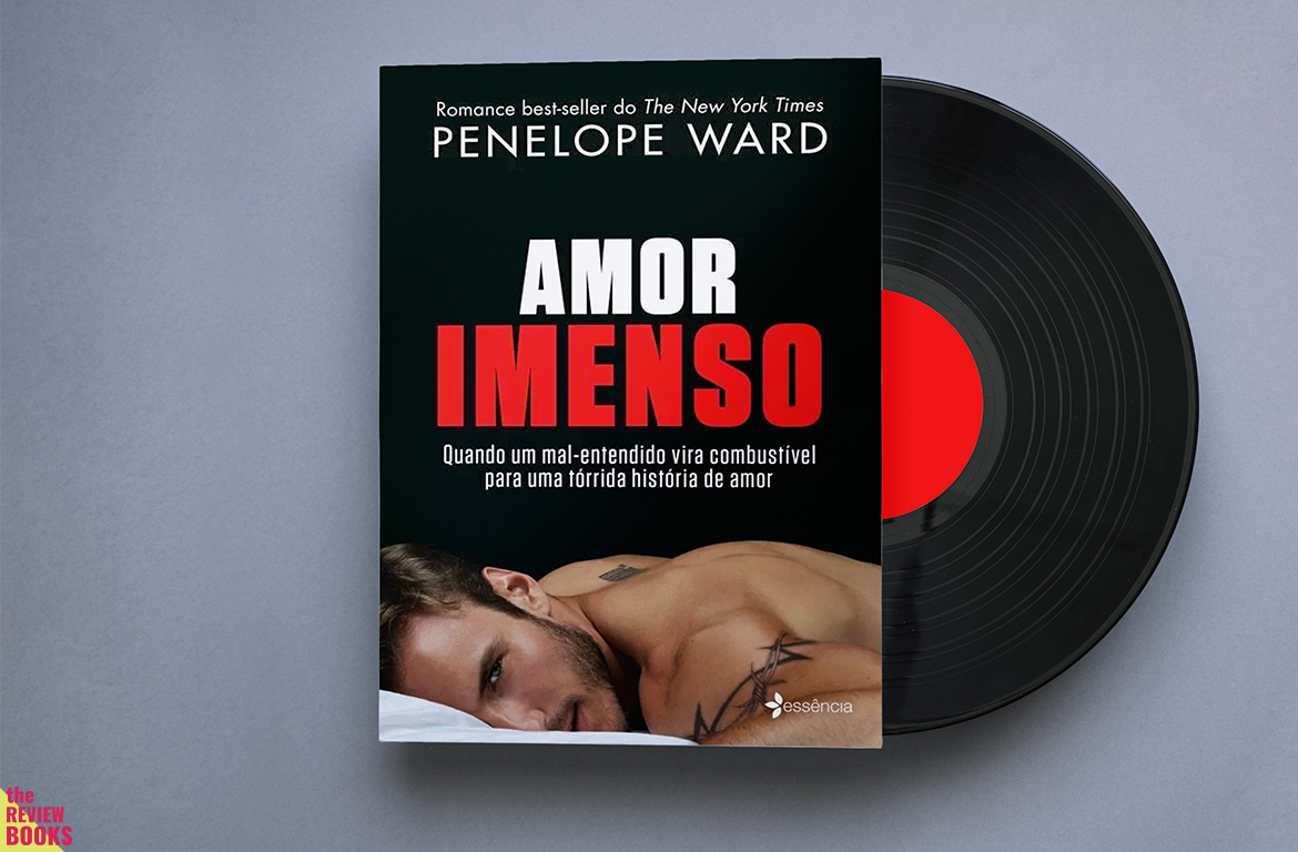 ROOMHATE: AMOR IMENSO | PENELOPE WARD | THEREVIEWBOOKS.COM.BR