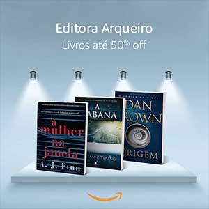 LIVROS COM ATÉ 50% DE DESCONTO | EDITORA ARQUEIRO | THEREVIEWBOOKS.COM.BR