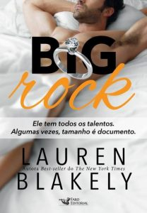 BIG ROCK | LAUREN BLAKELY | THEREVIEWBOOKS.COM.BR