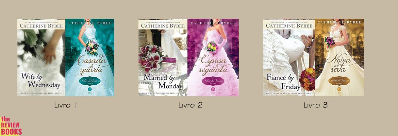 CAPAS NOIVAS DA SEMANA | CATHERINE BYBEE | THEREVIEWBOOKS.COM.BR