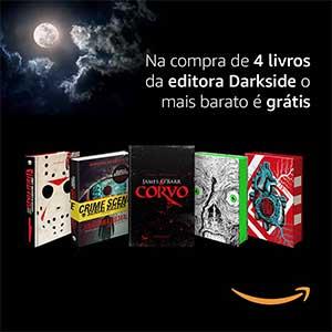 COMPRE 4 LIVROS E O MAIS BARATO SAI DE GRAÇA | EDITORA DARKSIDE | THEREVIEWBOOKS.COM.BR