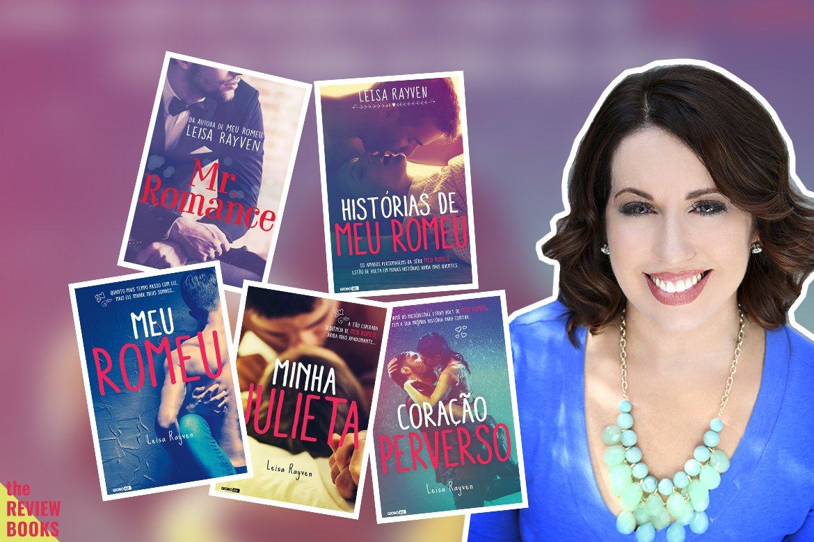 ENTREVISTA LEISA RAYVEN | THEREVIEWBOOKS.COM.BR