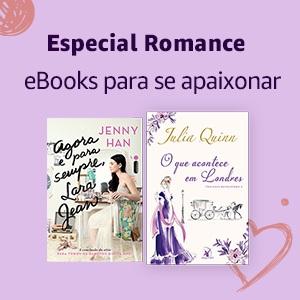 Ebooks Romance: o melhor dos ebooks de romance em promoço na Amazon