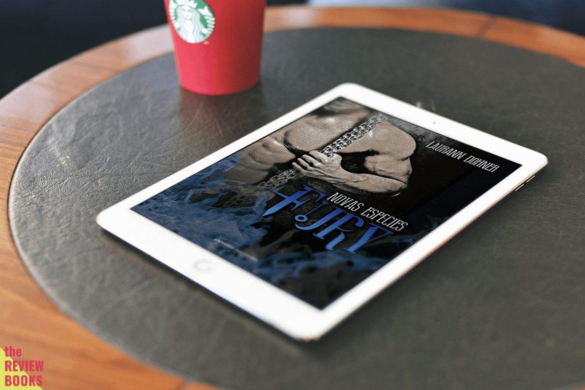 NOVAS ESPECIES #1: FURY | LAURANN DOHNER | THEREVIEWBOOKS.COM.BR