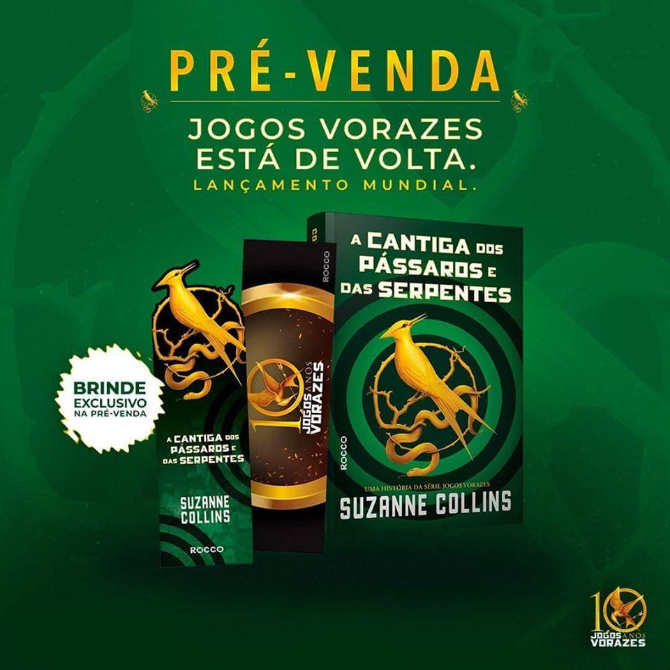 Pré Venda Amazon, Jogos Vorazes