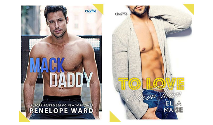 LISTA DE DESEJADOS DA BIENAL | MACK DADDY E TO LOVE JASON THORN | THEREVIEWBOOKS.COM.BR