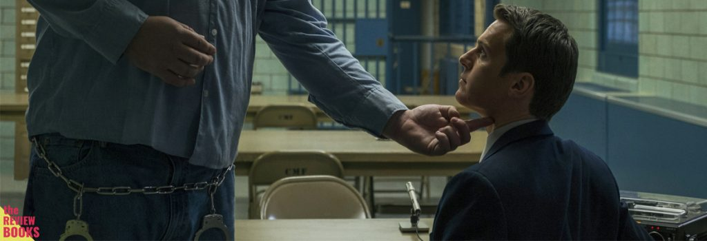 Kemper e Ford na entrevista | MINDHUNTER | THEREVIEWBOOKS.COM.BR