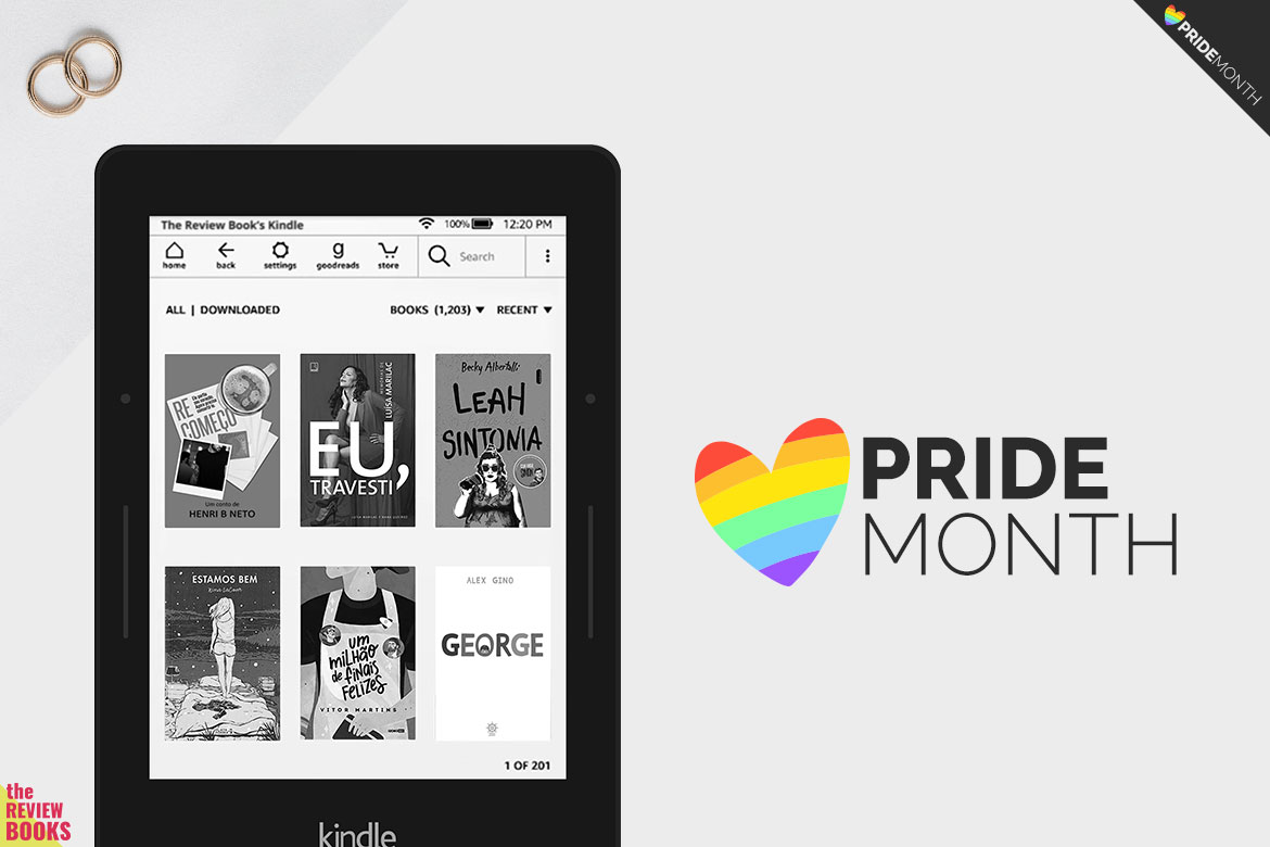 ESPECIAL | PRIDE MONTH | THEREVIEWBOOKS.COM.BR