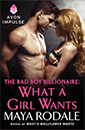 Passionflix: What a Girl Wants | Maya Rodale