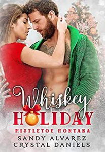 WHISKEY HOLIDAY | 4 LIVROS DE NATAL PARA LER NO KINDLE UNLIMITED | THEREVIEWBOOKS.COM.BR
